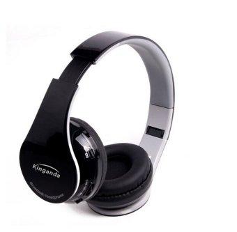 Foldable Wireless Stereo Bluetooth 4.0 Headset Headphone for iPhone 6 LG G2 G3 Bluetooth headphones V4.0 Blutooth headphones for Apple Iphone 6/6plus/5s/5/5c/4s; iPad 2/1/mini/air; ipod, Samsung S5/S4 (Intl)