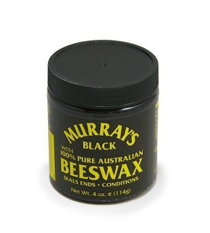 Pomade Murray's Black Beeswax 4 oz