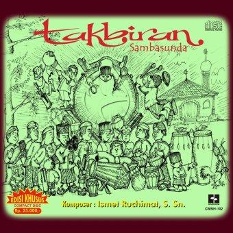 Gema Nada Pertiwi CD Sambasunda Takbiran