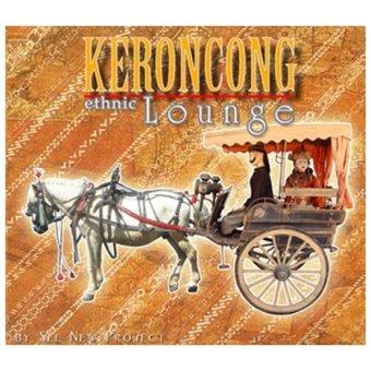 Maharani Record - Keroncong Ethnic Lounge - Music CD