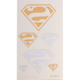 Stylish temporary waterproof art tattos sticker(as the picture) - Intl