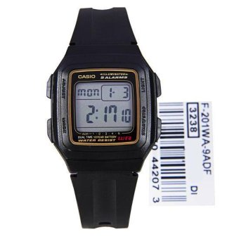 harga Casio F-201Wa-9A Original Lazada.co.id