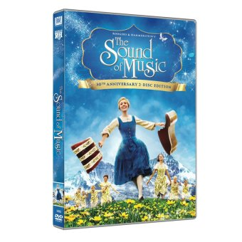 The Sound of Music (DVD) (50th Anniversary 2 Disc Edition) (Intl)