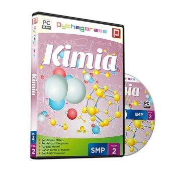 Tokoedukasi CD Pembelajaran SMP Kimia Vol. 2