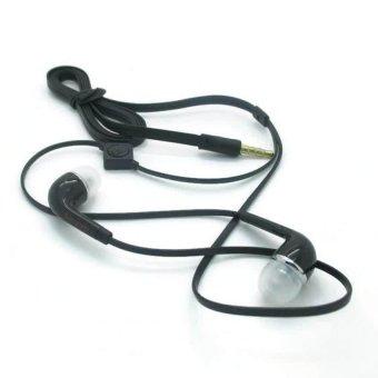 Lenovo Earphone / Headset / Handsfree Stereo With Control Talk - Hitam