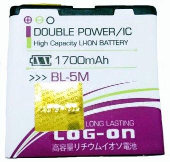 Log On Battery For Nokia BL-5M terpercaya