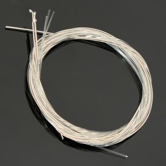 Durable Classical Guitar 6Pcs 95cm Steel Nylon Strings Acoustic 0.28