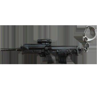 harga Remington Gantungan Kunci FN Scar Mk - Hitam Lazada.co.id