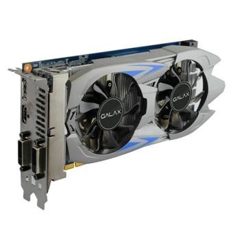 harga Nvidia Galax Geforce GTX 750 Ti EXOC (Extreme Overclock) 2GB DDR5 - Dual Fan Lazada.co.id