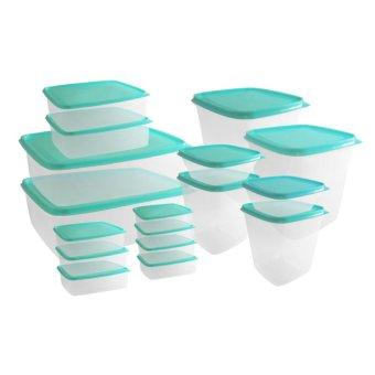 harga Calista Otaru Tempat Penyimpanan Makanan - Sealware Set - 17 buah - Tosca Lazada.co.id
