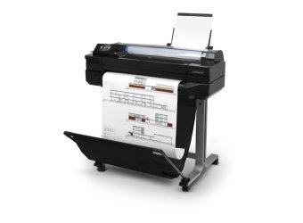 harga Plotter 24 A1 HP DesignJet T520 CQ890A Plotter Color 24 A1 ( NEW ) Lazada.co.id