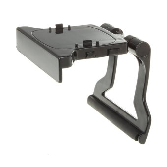 Plastic Kinect Sensor TV Mounting Clip for XBOX 360 (Intl)