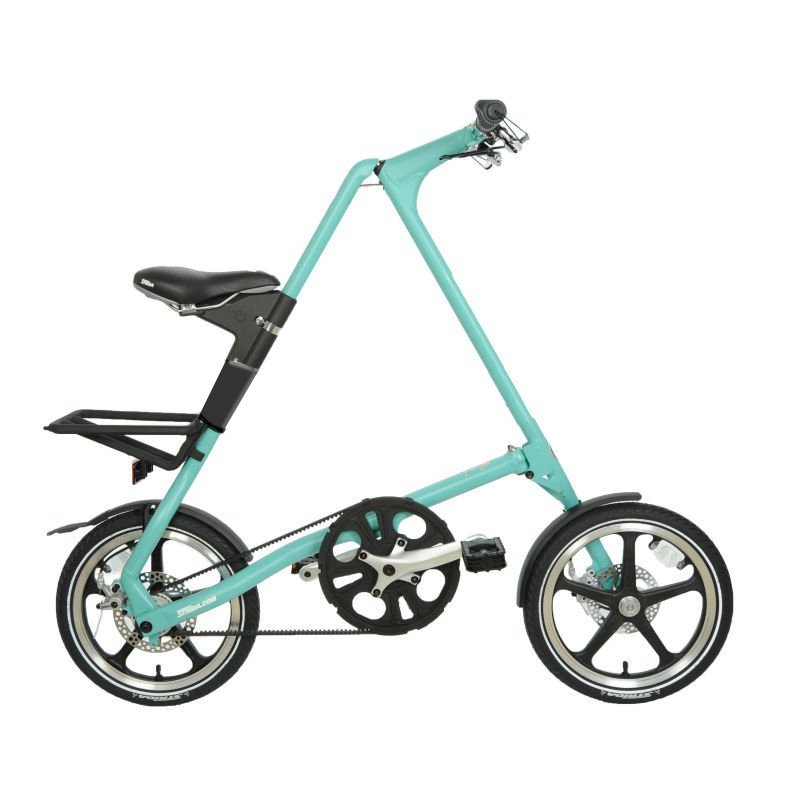 harga Deltacycles Strida LT Single Speed - Turquoise Lazada.co.id