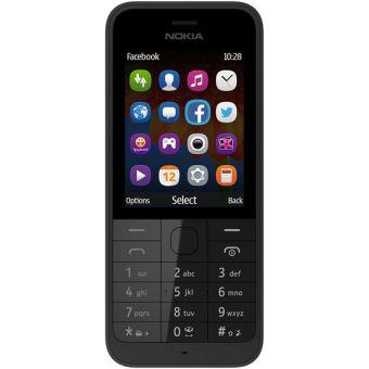 Nokia 220 Dual SIM - Hitam