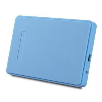 WiseBuy USB 2.0 Enclosure External Caddy Case for SATA 2.5IDE Hard Disk Drives Blue