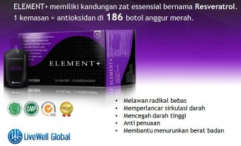 Livewell Global Element +