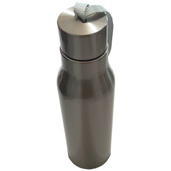 harga Universal Botol Termos Air Minum water Bottle 155 - Silver Lazada.co.id