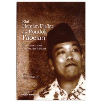 Kiblat Buku - Kiai Hamam Dja'far dan Pondok Pabelan