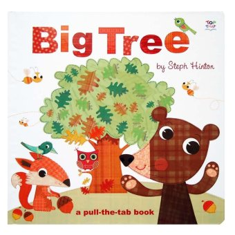 Genius Buku Anak Big Tree A Pull-The-Tab Book