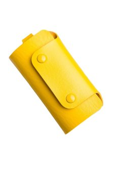 QuincyLabel Key Pouch Type B - Kuning