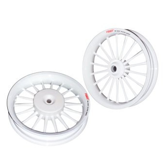 Power Velg Racing Lebar Vario Techno 110 Palang 18 Classic Putih