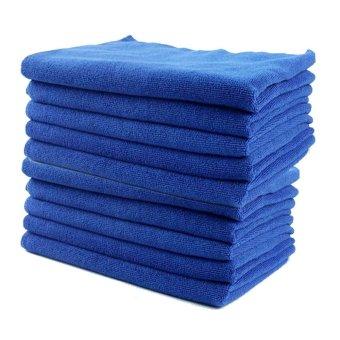 Yinglite 10PCS car towel 40×40cm Microfibre Magic Cleaning Cloths. Anti Bacterial Microfibre Cloths towels car Cleaning Accessories.(INTL)