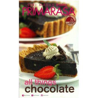 PT. Akses Media Favorit Primarasa Spesial Cooking - All Things Chocolate