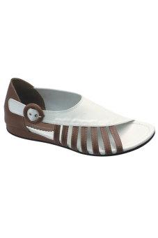 Fashionisia Sepatu Sandal Wanita NI-931-S - Putih