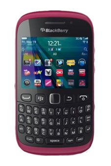 Refurbished Blackberry 9220 Davis 512MB - Pink - Grade C