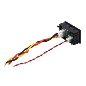 Dc 3.5-30v 0-10a Dual Led Digital Volt Meter Voltage Amp Power