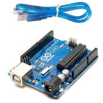 harga Arduino UNO R3 + USB cable (Clone) Lazada.co.id