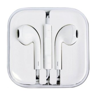 Apple Original Headset iPhone 5 /5C/5S - Putih