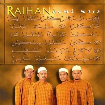 Warner Music Indonesia - Raihan - Demi Masa