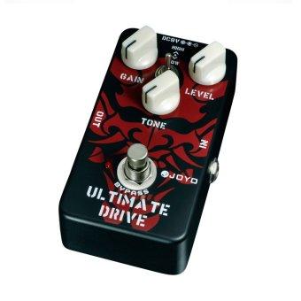 Joyo JF-02 Ultimate Overdrive Guitar Effect Pedal