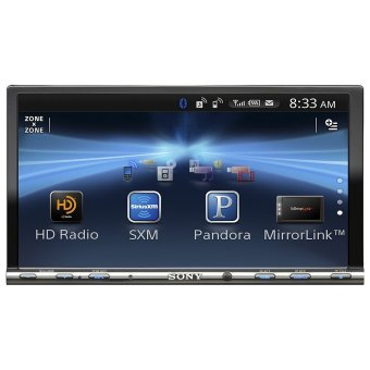 SONY XAV-712BT - 7-Inch TFT Active Touch Panel Monitor - Bluetooth