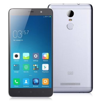 Xiaomi Redmi Note 3 - 4G Lite - 3 GB RAM/ 32 GB - Grey