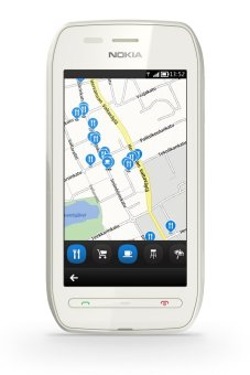 Nokia 603 - Putih