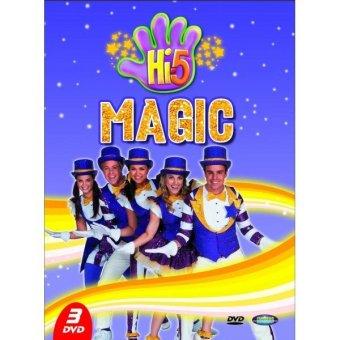 Emperor Edutainment DVD Hi-5 Magic 3 DVDs