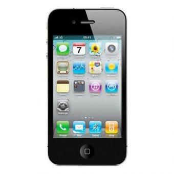 Apple iPhone 4 - 16GB - Hitam
