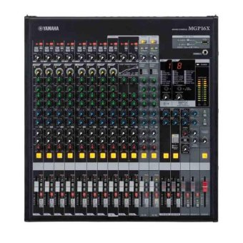 harga Yamaha MGP16X Analog Mixer 16 Channel Lazada.co.id