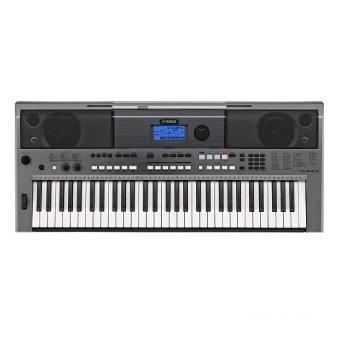 Yamaha Keyboard PSR-E443 - Abu-abu