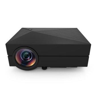 TiFo Portable Mini LED Projector GM60 HD - Hitam