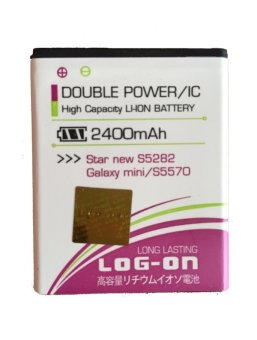 Log On Battery Samsung Galaxy Star New / Galaxy Mini terpercaya