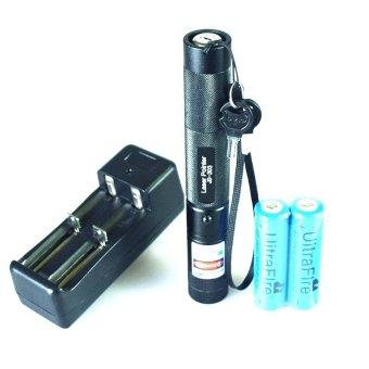 Briday 303 Green Laser Pointer High Powered Black(INTL)