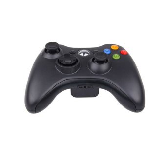 Wireless Controller for XBox 360 Black (Intl)