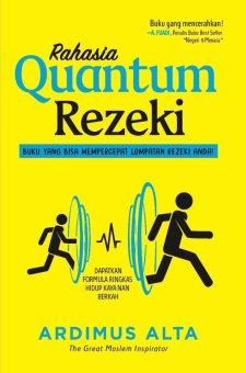Renebook - Rahasia Quantum Rezeki oleh Ardimus Alta - Soft Cover