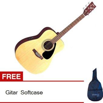 Yamaha FX-310 Gitar + Gratis Case Natural