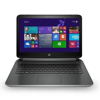 HP Pavilion 14-v205TX - Intel Core i5-5200 - 4GB RAM - Touch Screen - Windows 8 - Silver