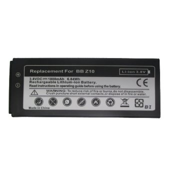 Universal Baterai Blackberry Porsche Design P9982 Z10 (OEM) - Black terpercaya