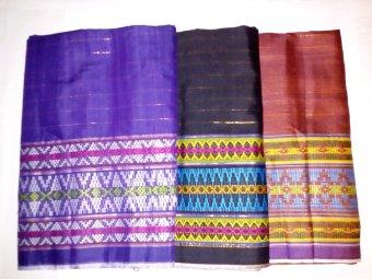harga Benik Batik Sarung Tenun Samarinda - Purple Lazada.co.id